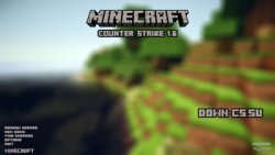 Counter-Strike 1.6 Minecraft
