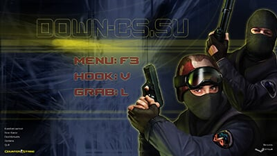 Counter-Strike 1.6 Admin