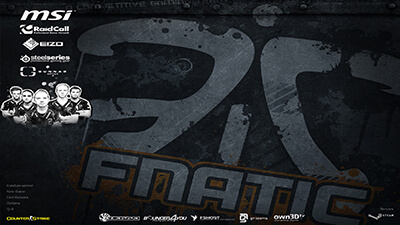 Counter-Strike 1.6 Fnatic