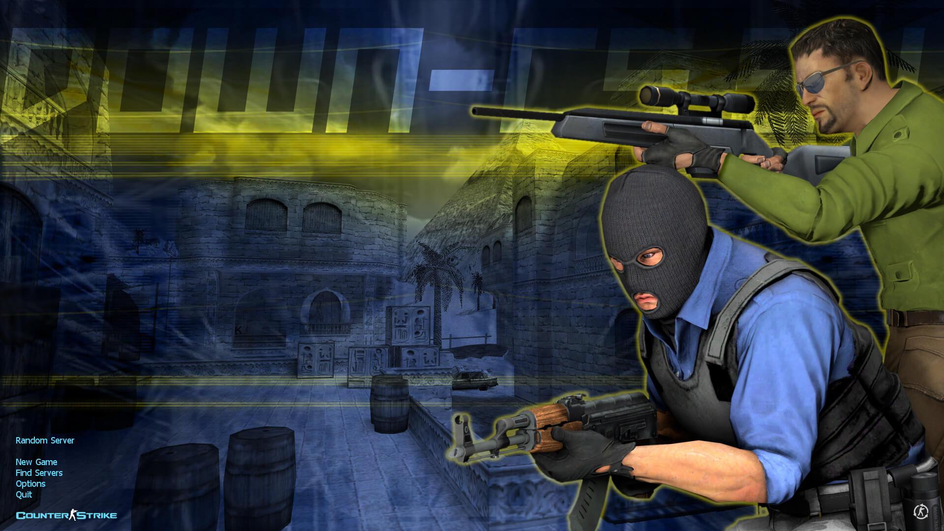 Counter-Strike: Source v34 | ксс в 34 скачать | 1080x1920