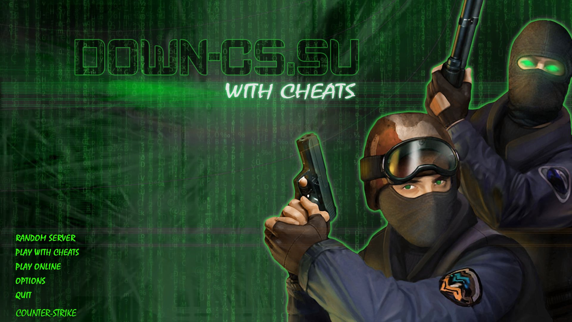 Download CS 1.6 with Cheats