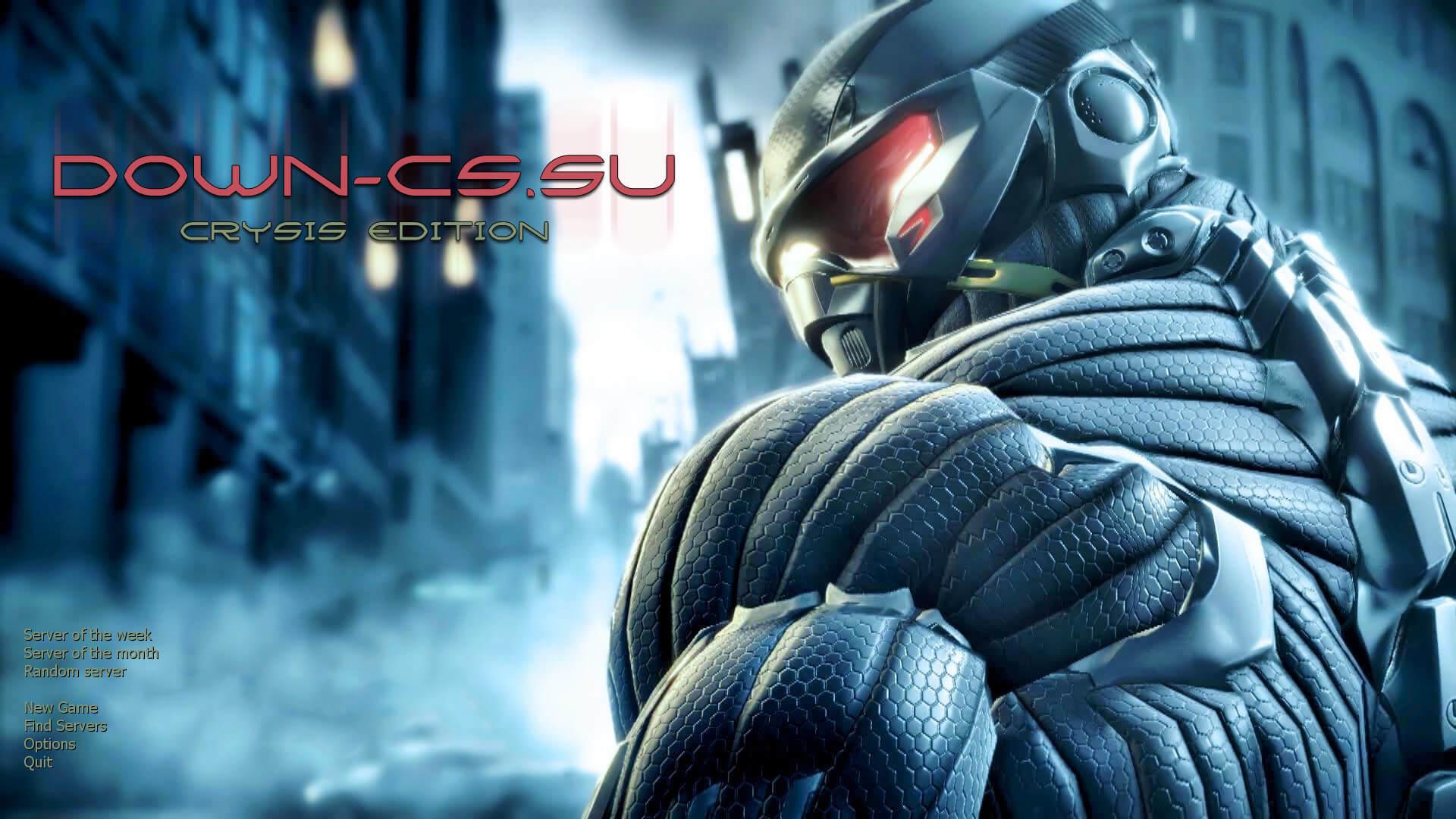 Download CS 1.6 Crysis Edition