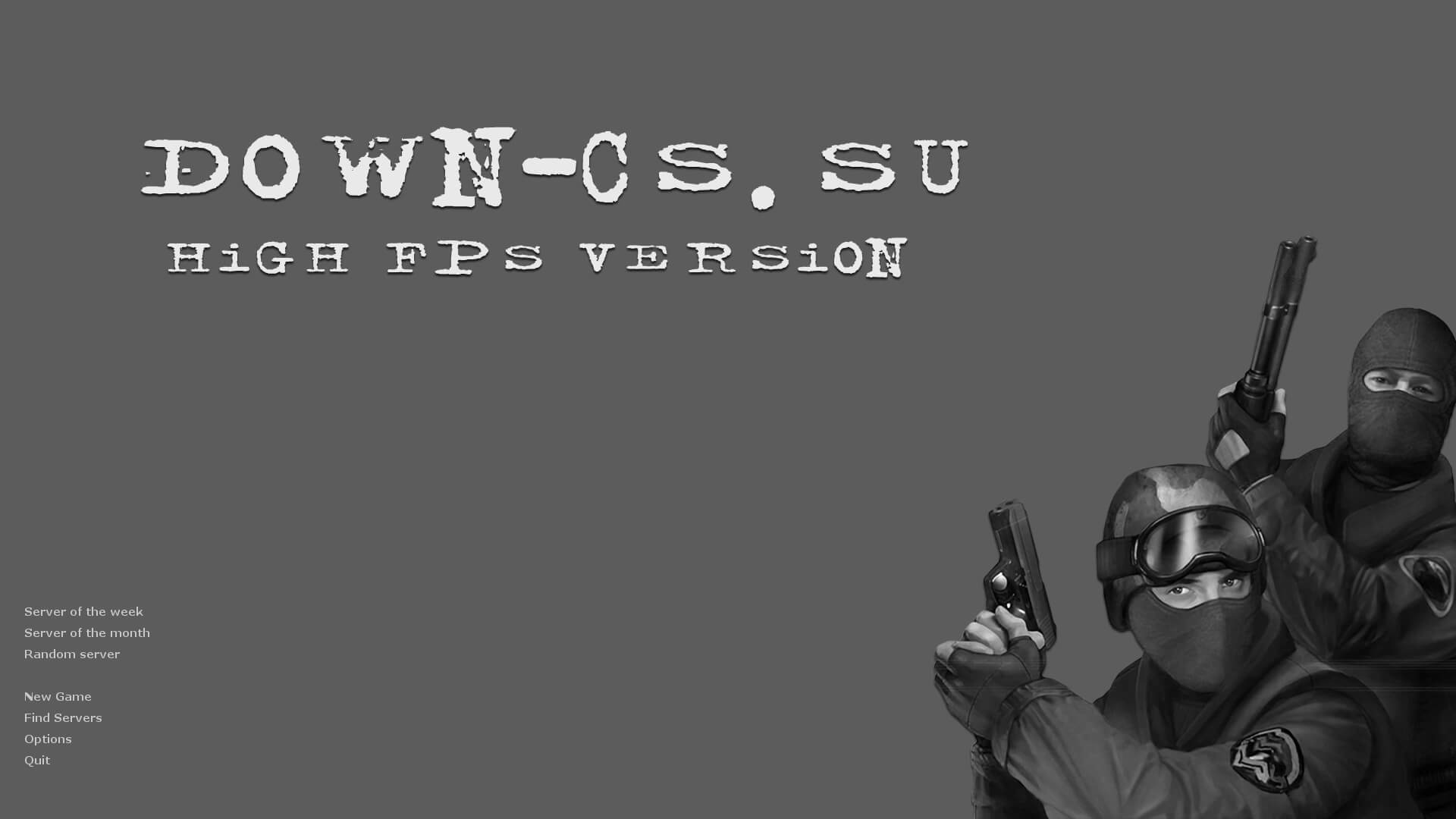 Download CS 1.6 High FPS Edition