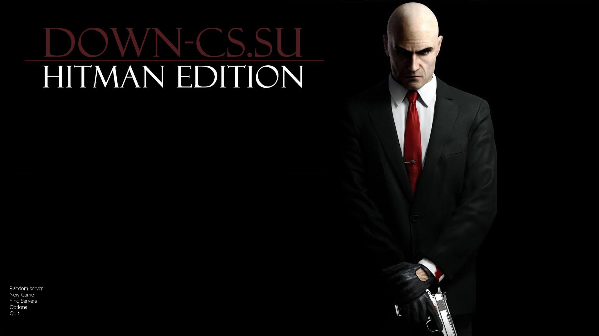 Download CS 1.6 Hitman Edition