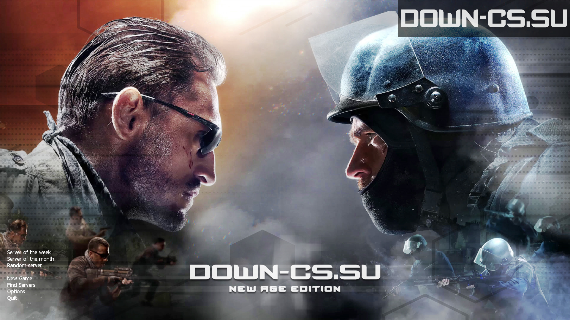 Download CS 1.6 New Age Edition