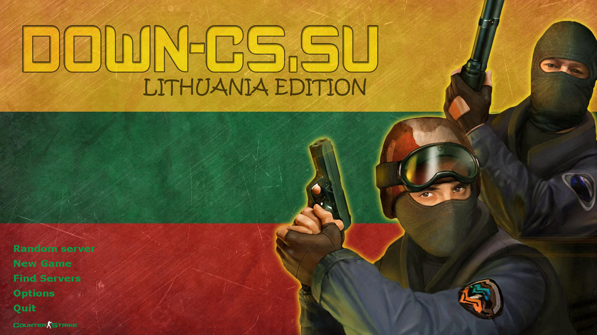 Download CS 1.6 Lithuania Edition