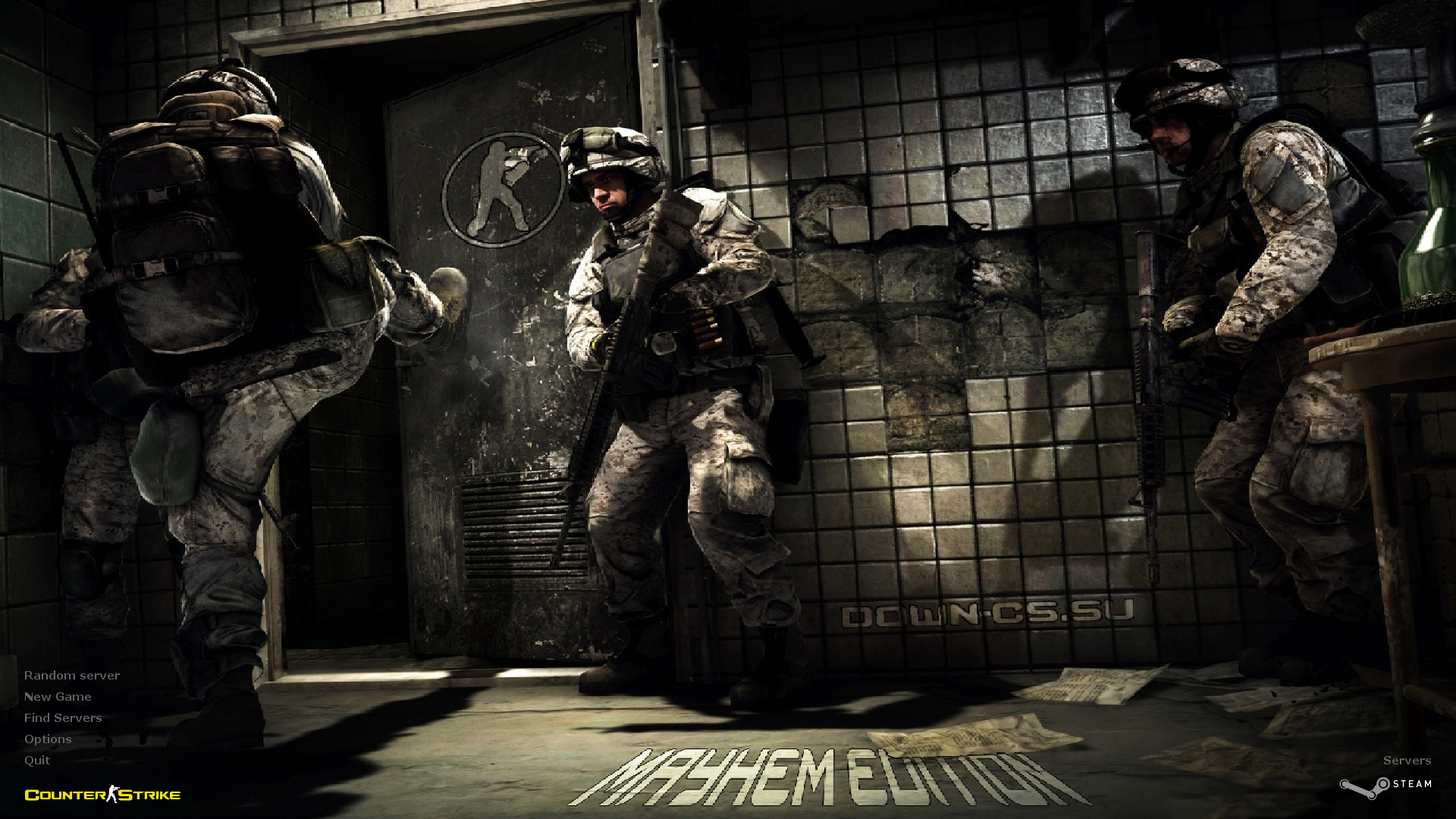 Download CS 1.6 Mayhem Edition