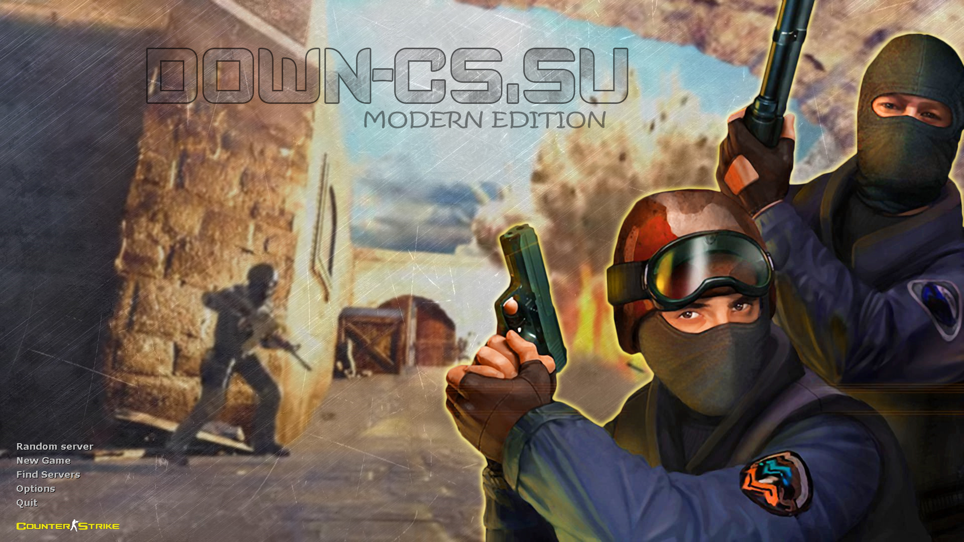 Download CS 1.6 Modern Edition