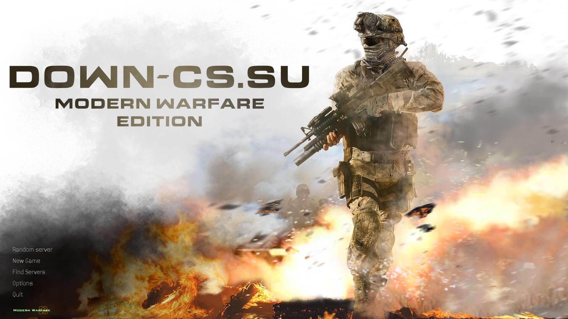 Download CS 1.6 Modern Warfare