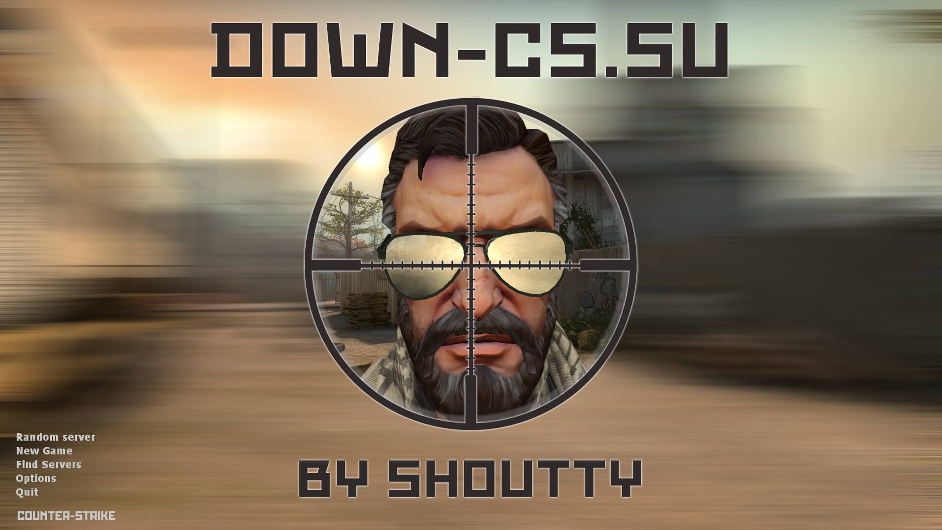Download CS 1.6 by Shoutty Edition