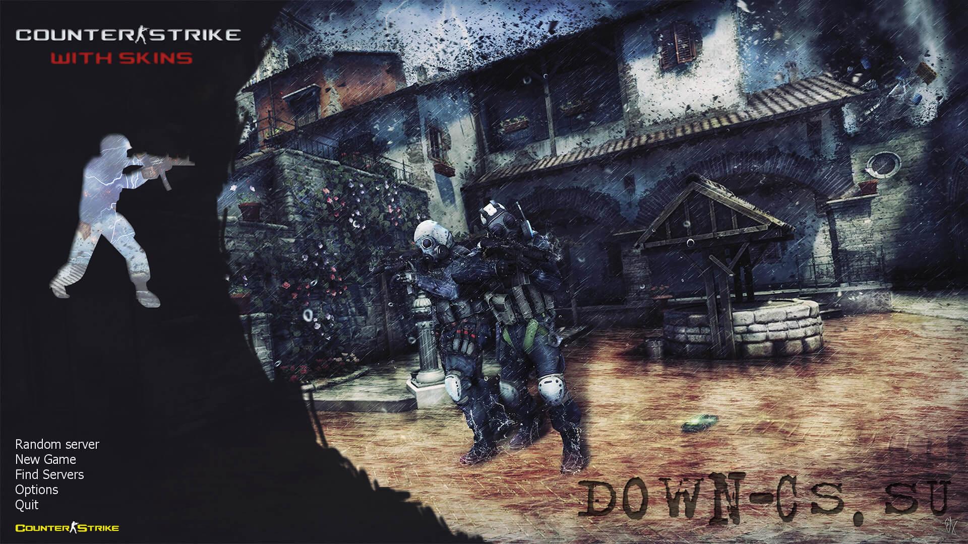 Download CS 1.6 Zombie