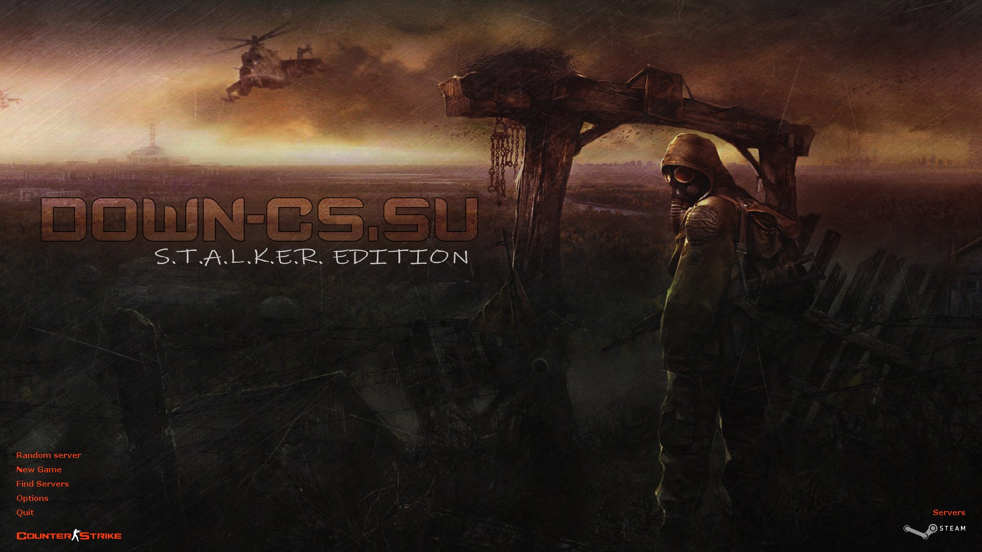Download CS 1.6 STALKER Edition