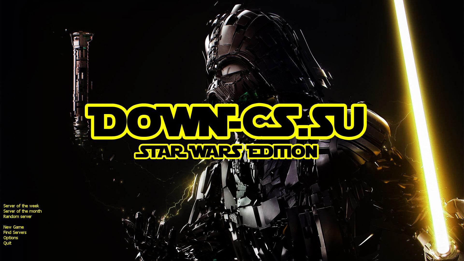 Download CS 1.6 Star Wars Edition