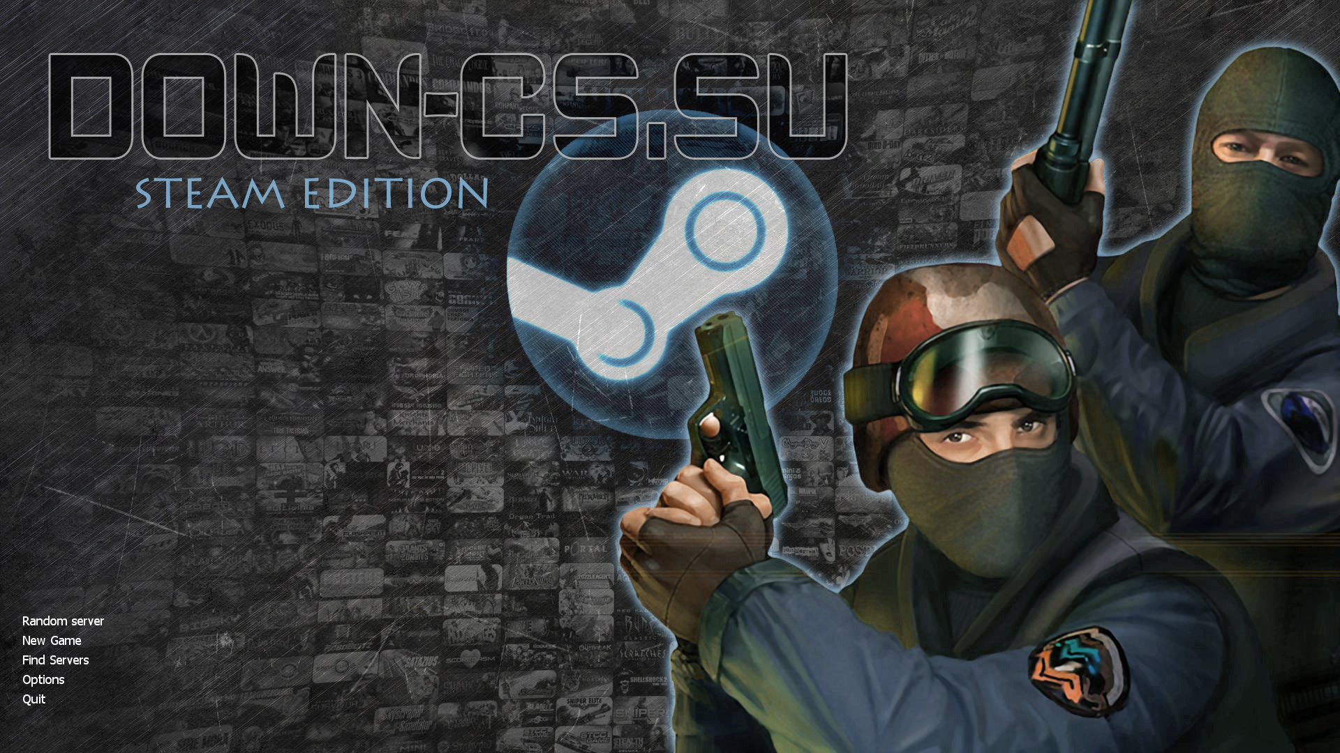 Download CS 1.6 Steam Edition