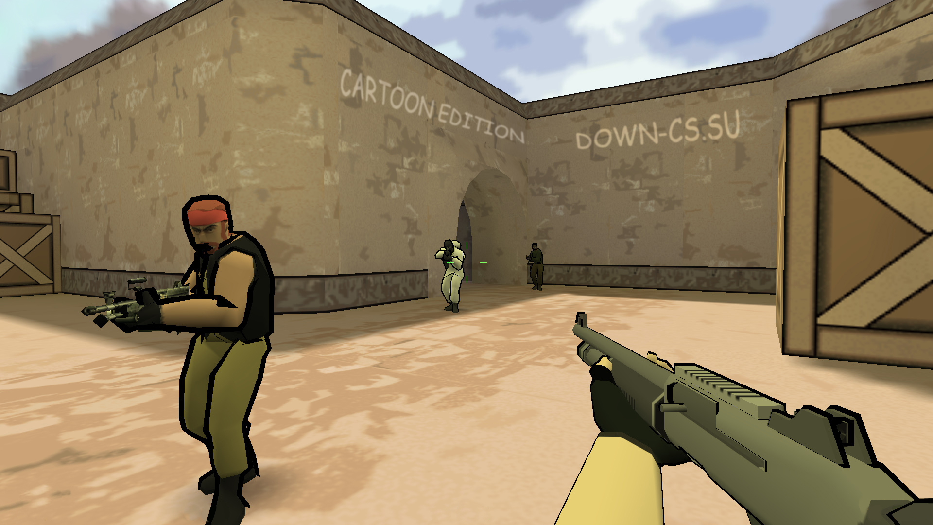 Download CS 1.6 Cartoon Edition