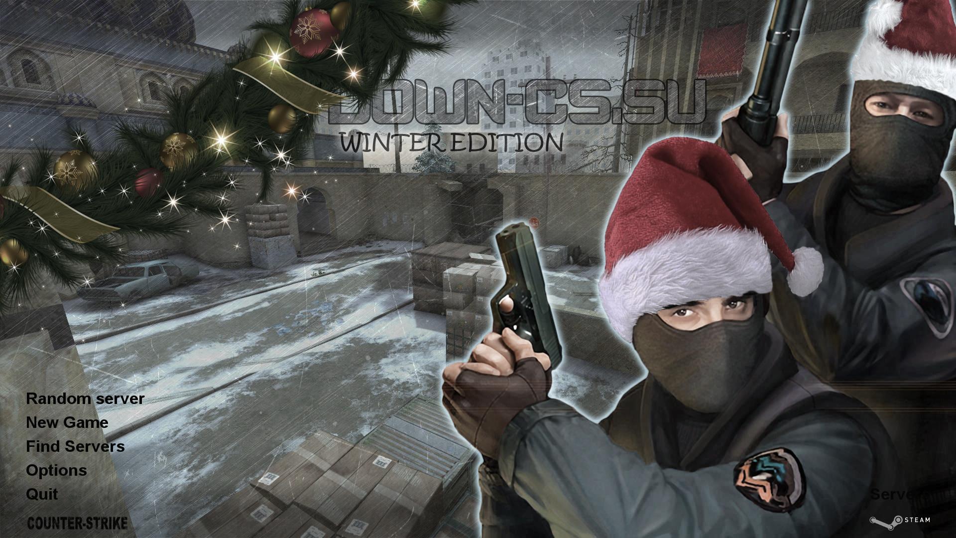 Download CS 1.6 Winter Edition