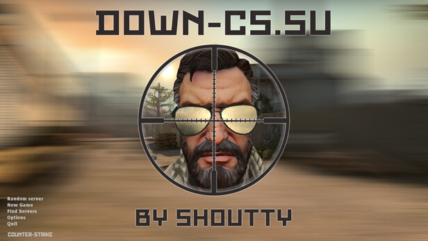 Counter-Strike 1.6 by Shoutty