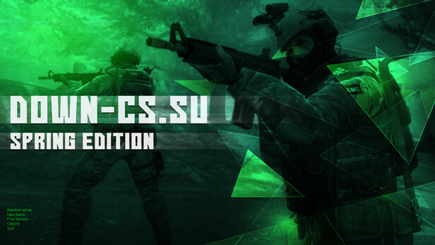 Counter-Strike 1.6 Spring Edition