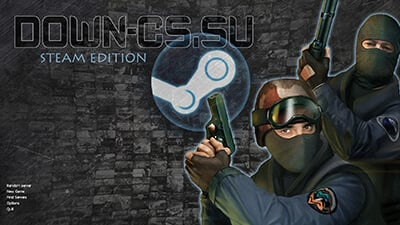 Counter-Strike 1.6 Steam Edition