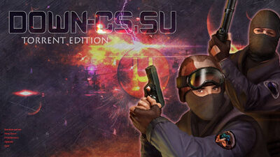 Counter-Strike 1.6 Torrent Edition