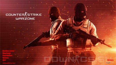 Counter-Strike 1.6 WarZone Edition