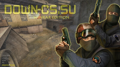 Counter-Strike 1.6 WinRaR
