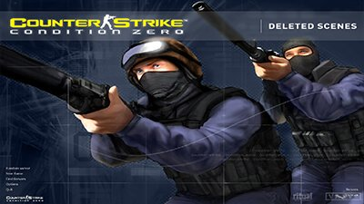 Counter-Strike 1.6 with Bots