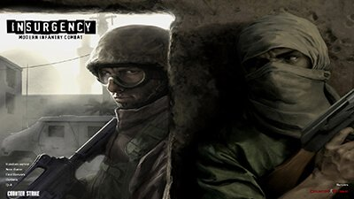 Counter-Strike 1.6 Insurgency