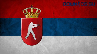 Counter-Strike 1.6 Serbia Edition