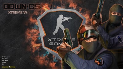 Counter-Strike 1.6 Xtreme V8