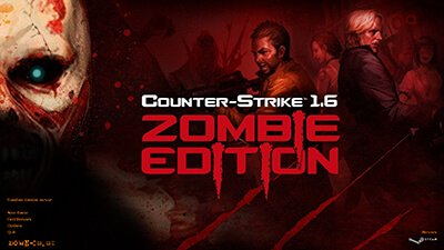 Counter-Strike 1.6 Zombie Edition